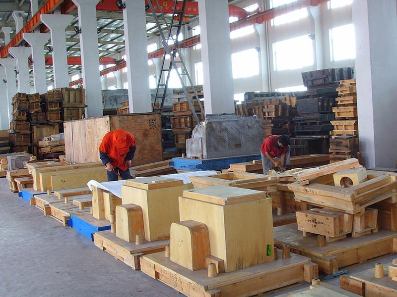 木型制作车间