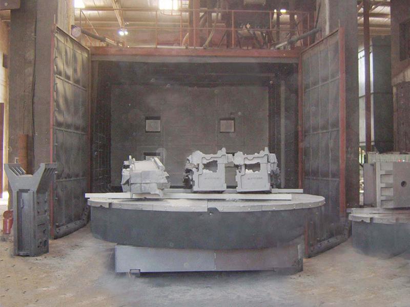 抛丸清理室(6m×6m×5m)